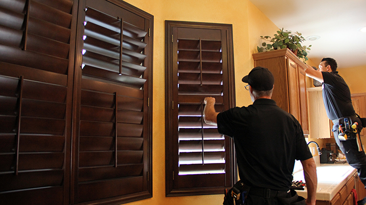 Best quality Las Vegas shutters